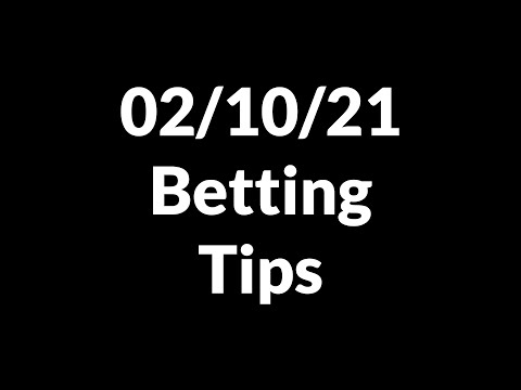Football Betting Tips Today 02/10/21 — Free Soccer Predictions Today