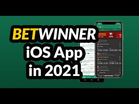 Betwinner iOS App — Download and Install Betwinner on iPhone