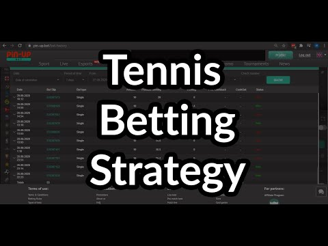Tennis Betting Strategy - Betting System On Correct Score