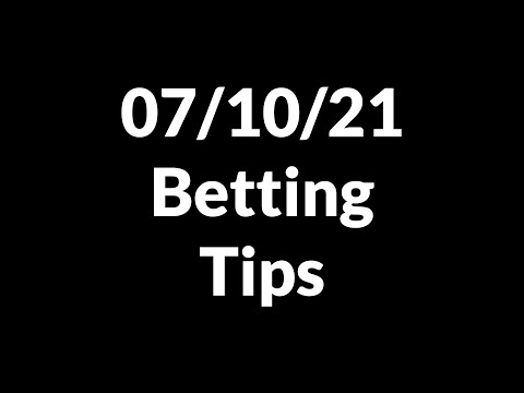 Football Betting Tips Today 07/10/21 — Free Soccer Predictions Today
