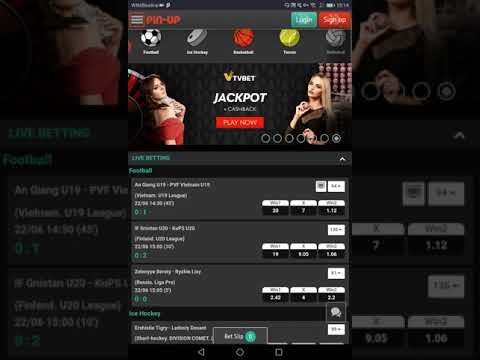 How to install Pin-Up.Bet App on iPhone