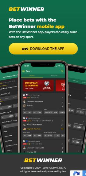 BetWinner iOS app installation proccess