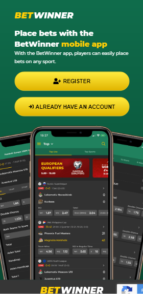BetWinner iPhone application - how to download and install