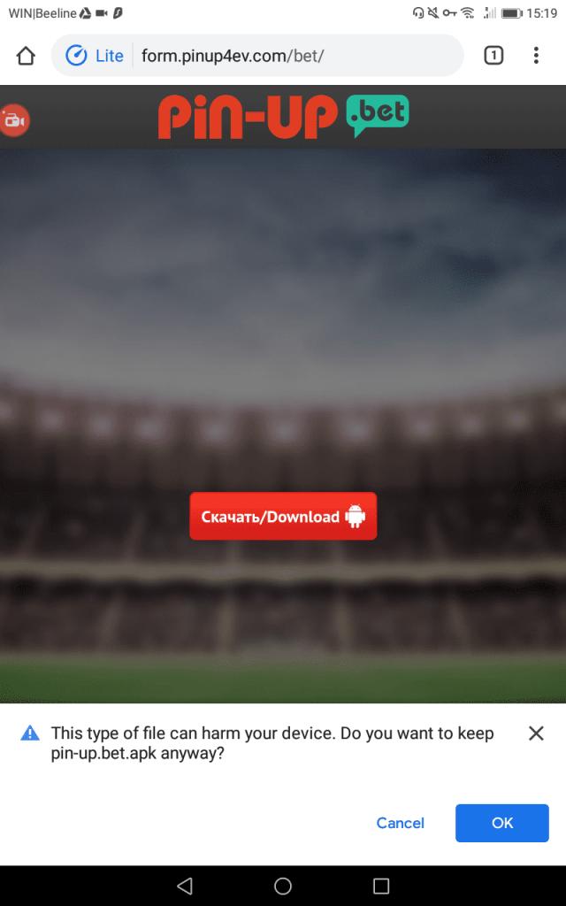 Download Pin.Up.Bet.Apk