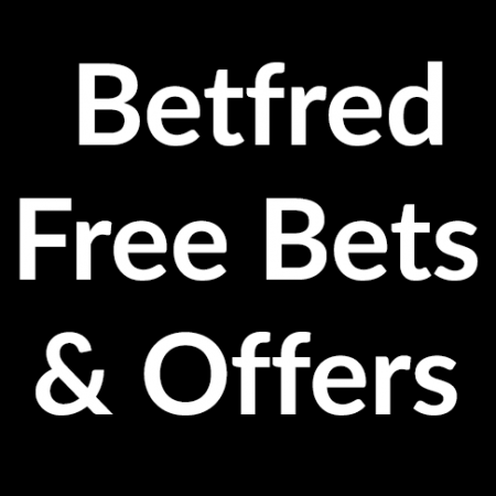 Betfred Promotions – free bet, free spins, and other bonuses
