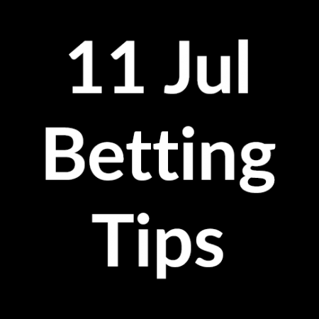 11 Jul 2020 – Betting Tips