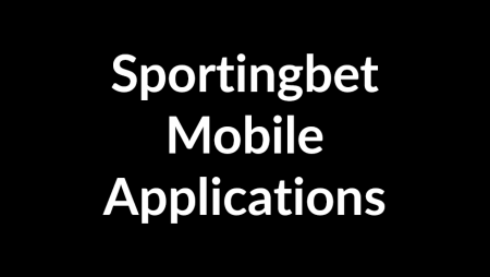 Sportingbet App – Download and install – Android & iOS