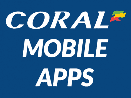 Coral Mobile Apps