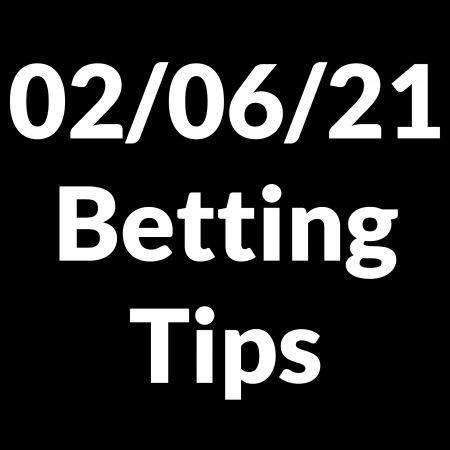 02 June 2021 — Betting Tips
